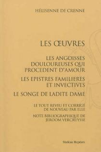 Les oeuvres - Hélisenne deCrenne