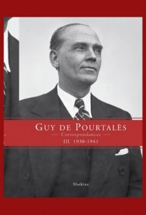 Correspondances - Guy de Pourtalès