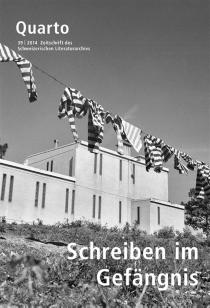 Quarto, revue des archives littéraires suisses, n° 39 -