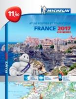 France 2017 : atlas routier et touristique : l'essentiel - Manufacture française des pneumatiques Michelin