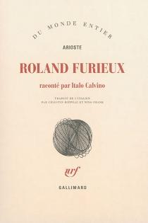 Roland furieux - L'Arioste