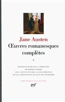 Oeuvres romanesques complètes | Volume 2 - JaneAusten