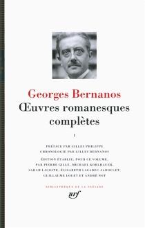 Oeuvres romanesques complètes | Volume 1 - GeorgesBernanos