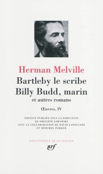 Oeuvres - Herman Melville