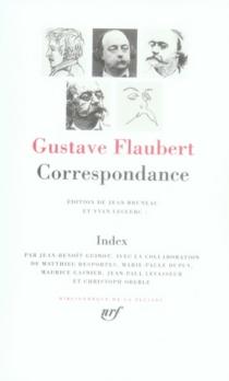 Index général de la Correspondance de Flaubert -