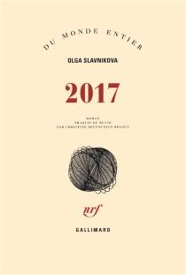 2017 - Olga AleksandrovnaSlavnikova