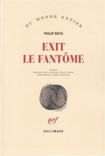 Exit le fantôme - PhilipRoth