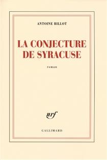 La conjecture de Syracuse - AntoineBillot