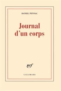 Journal d'un corps - DanielPennac