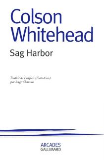 Sag Harbor - ColsonWhitehead