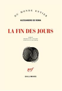 La fin des jours - AlessandroDe Roma