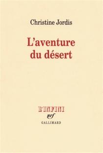 L'aventure du désert - ChristineJordis
