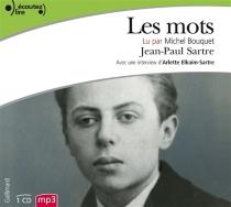 Les mots - ArletteElkaïm-Sartre