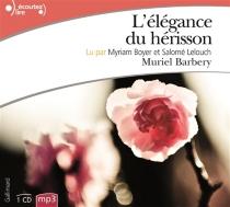 L'élégance du hérisson - MurielBarbery
