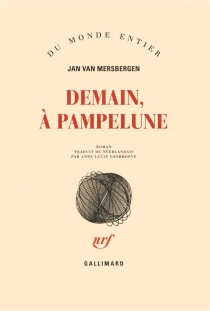 Demain, à Pampelune - Jan van Mersbergen