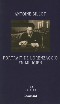 Portrait de Lorenzaccio en milicien - AntoineBillot