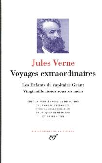 Voyages extraordinaires - JulesVerne