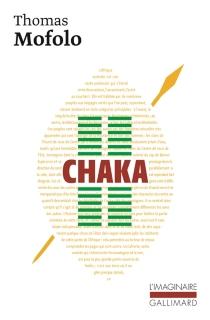 Chaka : une épopée bantoue - ThomasMofolo