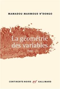 La géométrie des variables - Mamadou MahmoudN'Dongo