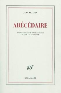 Abécédaire - JeanSulivan
