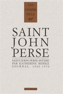 Cahiers Saint-John Perse - KatherineBiddle