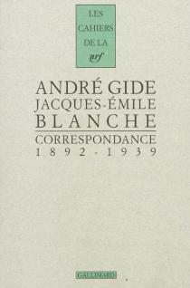 Cahiers André Gide, n° 8 - Jacques-ÉmileBlanche