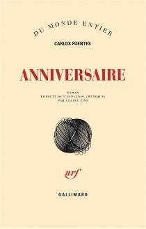 Anniversaire - CarlosFuentes
