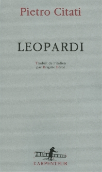 Leopardi - PietroCitati