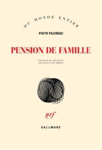 Pension de famille - PiotrPazinski