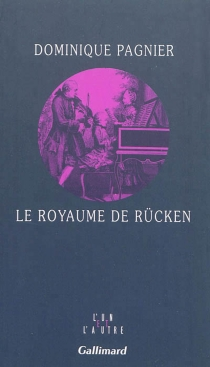 Le royaume de Rücken - Dominique Pagnier