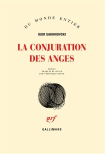 La conjuration des anges - IgorSakhnovski