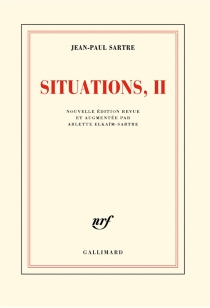 Situations - Jean-Paul Sartre