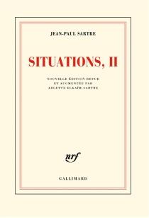 Situations - Jean-PaulSartre