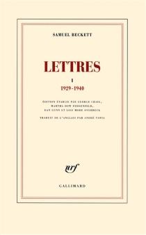 Lettres - SamuelBeckett