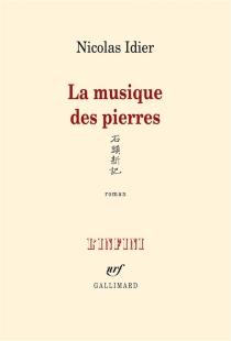 La musique des pierres - NicolasIdier