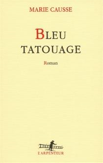 Bleu tatouage - MarieCausse