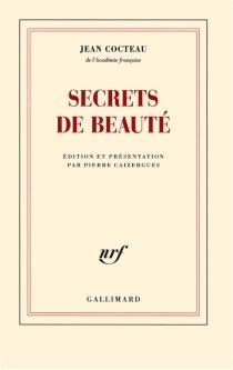 Secrets de beauté - JeanCocteau