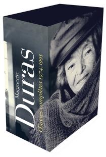 Marguerite Duras : oeuvres complètes, 1974-1995 - MargueriteDuras