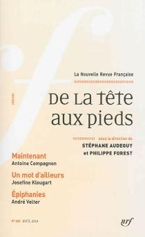 Nouvelle revue française, n° 608 -