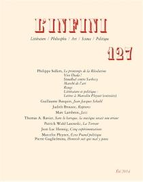 Infini (L'), n° 127 -