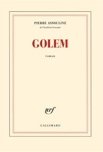 Golem - PierreAssouline