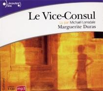 Le vice-consul - MargueriteDuras