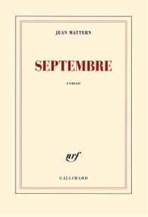 Septembre - JeanMattern