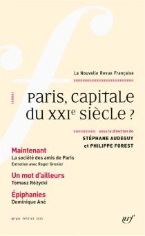 Nouvelle revue française, n° 611 -
