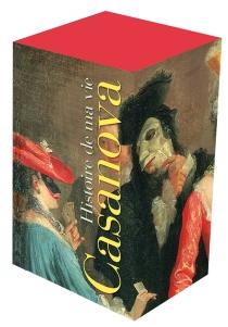 Coffret Casanova : Histoire de ma vie : volumes 2 et 3 - Giovanni GiacomoCasanova