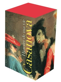 Coffret Casanova : Histoire de ma vie - GiacomoCasanova