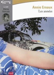 Les années - AnnieErnaux