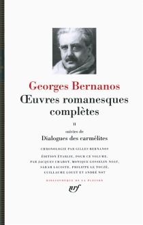 Oeuvres romanesques complètes | Volume 2 - GeorgesBernanos
