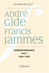 Correspondance - AndréGide