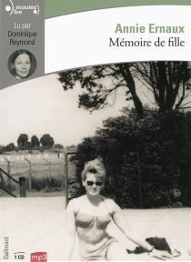 Mémoire de fille - AnnieErnaux